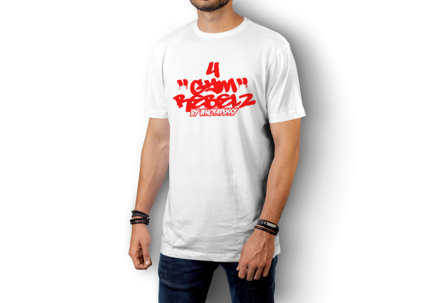 4GymRebelz by Not4Pussy T-Shirt