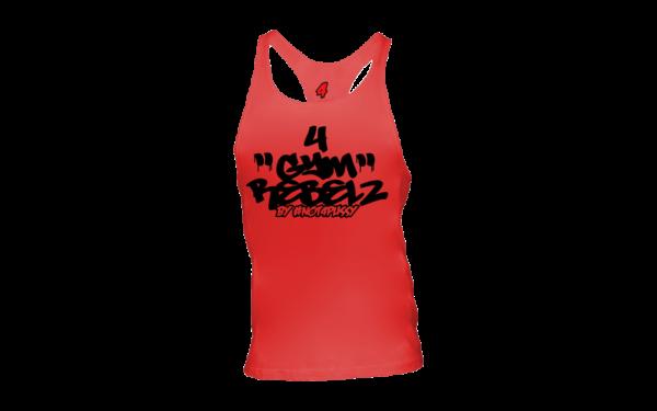 4GymRebelz Premium Tank Top