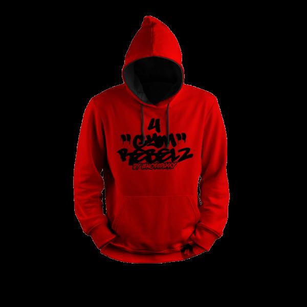 4GymRebelz Premium Hoodie